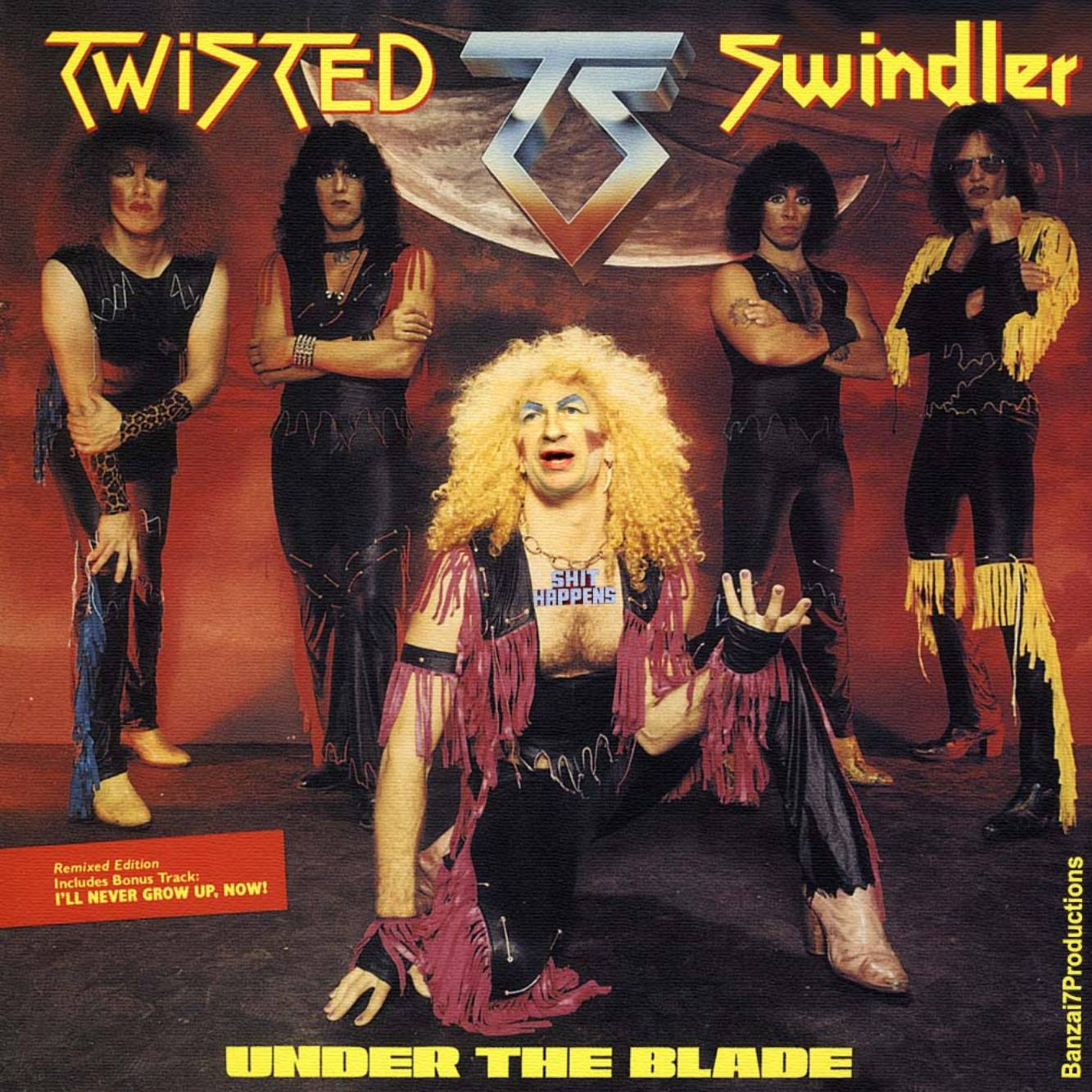 TWISTED SWINDLER