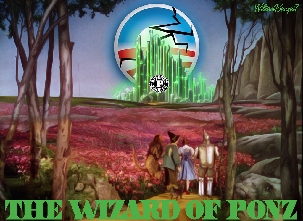 THE LAND OF PONZ