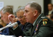 general john abizaid in testimony before congress