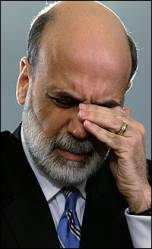 Bernanke In Pain